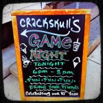 Gamenight Sign